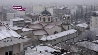 Χιονισμένο και πανέμορφο Κιλκίς-Eidisis.gr webTV