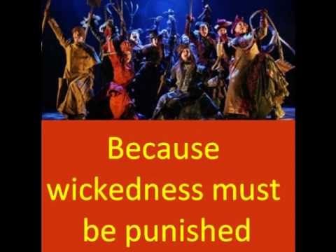 March of the Witch Hunters (Lyrics on Screen)