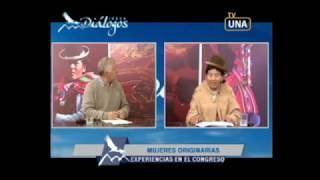"""TV IDECA: Programa 23 – """"Mujeres Originarias: Experiencias en el Congreso"""""""