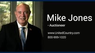 ⭐️Auctioneer Mike Jones live on national radio on 1/14/17