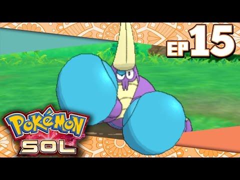 Pokémon Sol Ep.15 - EL POKÉMON BOXEADOR!