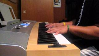 Someone Like You - Adele Piano Solo by Kyle