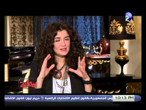 غادة عادل تفتح صندوق أسرارها لمفيد فوزى 1/3