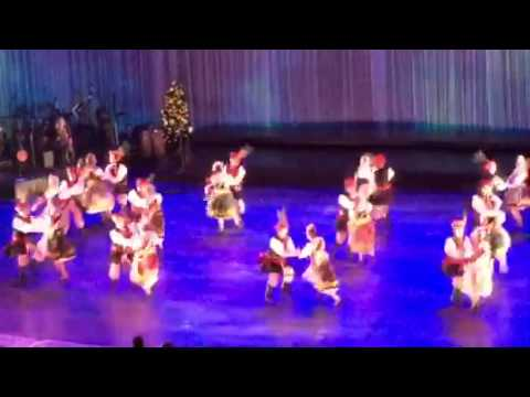 BYU CHRISTMAS AROUND THE WORLD Polish Dance 2014 - YouTube