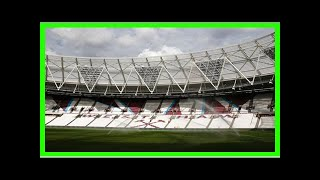 Breaking News | 2019 World Cup: London Stadium not one of 11 tournament venues