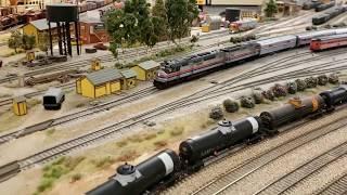 Amtrak Desert Wind & Chuck Sted