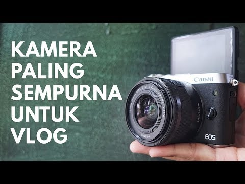 review canon eos m6 kamera vlog paling sempurna youtube. Black Bedroom Furniture Sets. Home Design Ideas