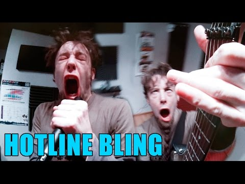 Hotline Bling (metal Cover By Leo Moracchioli)