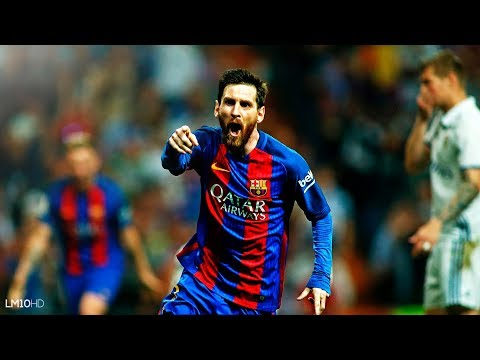 The Day Lionel Messi Destroyed Real Madrid at the Santiago Bernabéu