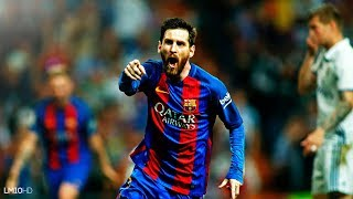 The Day Lionel Messi Destroyed Real Madrid at the Santiago B...