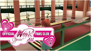 Winx Club PC Game - 13. Bloom is looking for Wizgiz