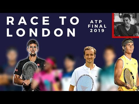 Who Will Make It?? Race To London - ATP Finals 2019 (Nadal, Djokovic, Federer, and More!)