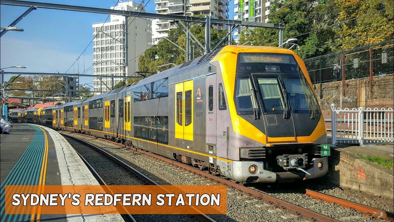 redfern station - photo #30