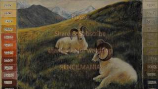 DERWENT Drawing Color Pencils How To Draw A Landscape