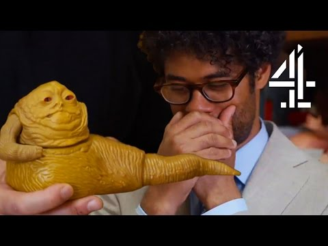Adam Buxton's Jabba The Hutt Goes To Doll Hospital For Emergency Repair   Travel Man: 48 Hours In...