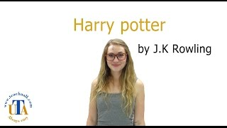 Learn English vocabulary Harry potter