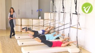 Pilates Advanced Tower Workout - Alycea Ungaro