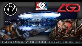 G-League Finals 2012 Season 2 -  LGD.INT vs. iG - Highlights Movie