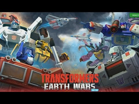 Transformers: Earth Wars - Android Gameplay HD