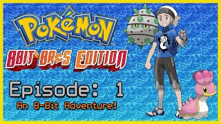 An 8-Bit Adventure!   Pokemon 8Bit Bros Edition SoulLink Ep 01