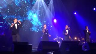 IL DIVO & Lea Salonga - Can You Feel The Love Tonight (Bratislava 27.9.2014)