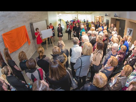 The Mary Free Bed YMCA | Guild Dedication Ceremony