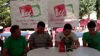 RUEDA DE PRENSA | Presentación del nuevo Consejo Político Local [1]