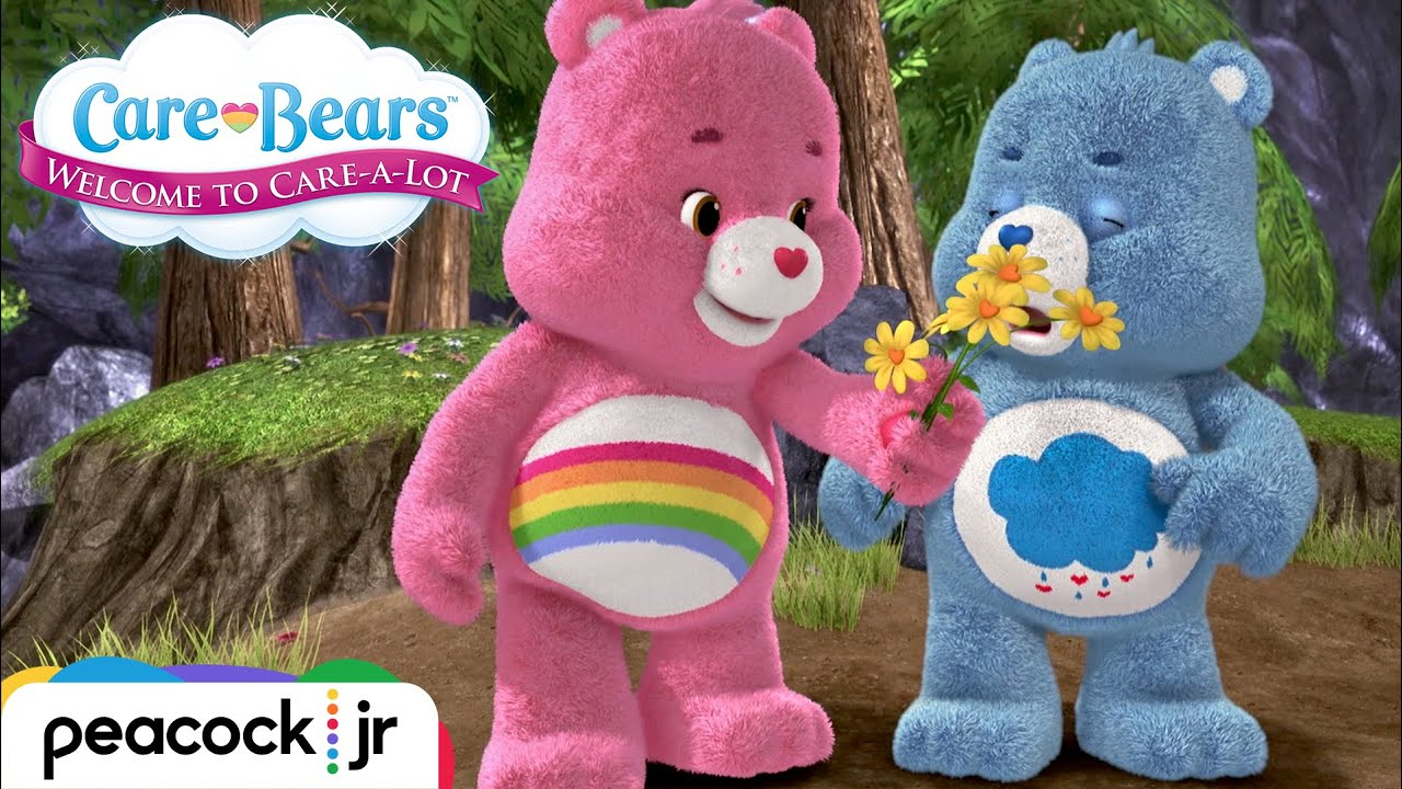 Scavenger Hunt Disaster! | CARE BEARS: WELCOME TO CARE-A-LOT