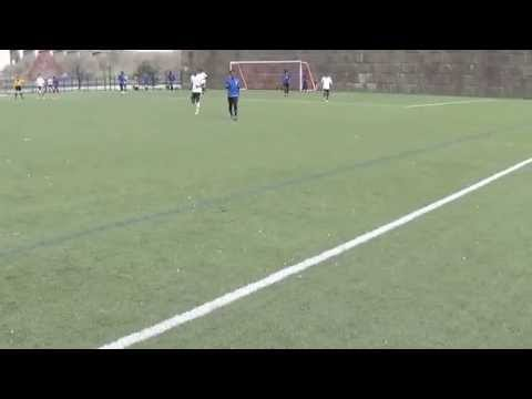 MSC Redbulls vs South Bronx United Blue Devils - 4/27/2014