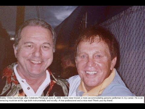 A Chat with Bobby Vinton