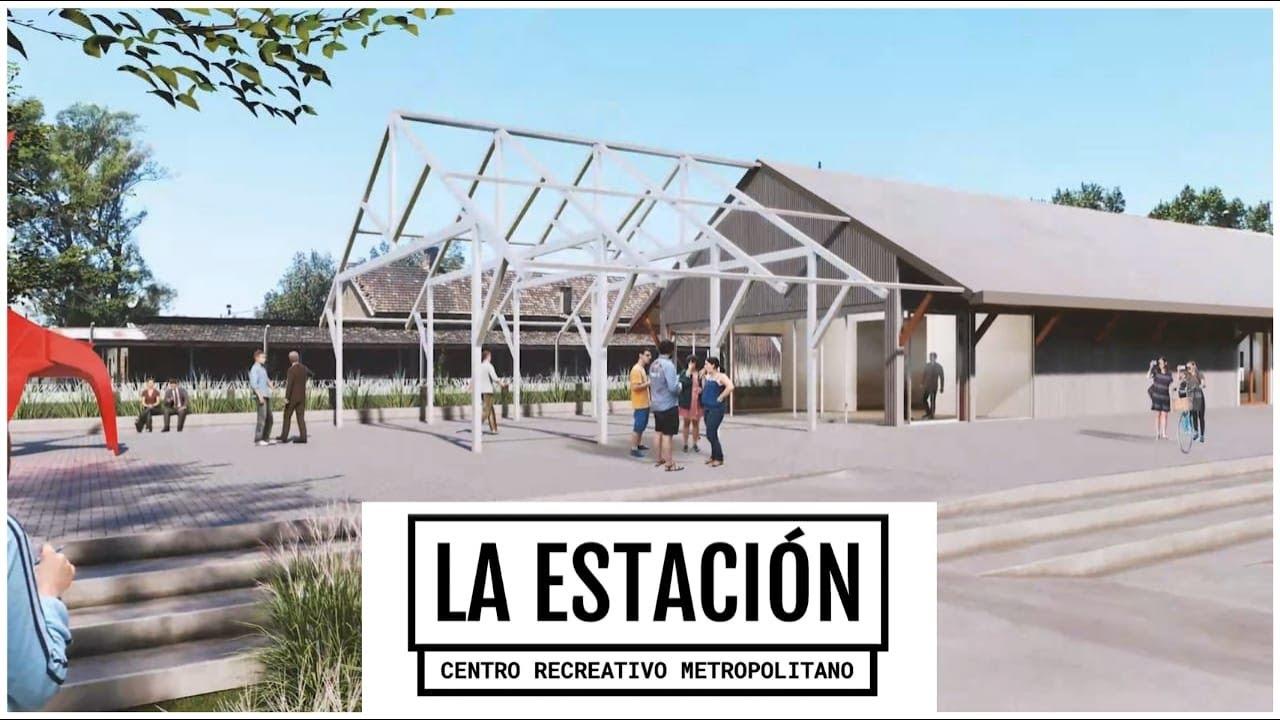 LA ESTACIÓN - Centro Recreativo Metropolitano