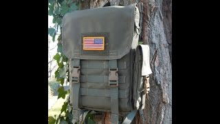 c14c92754afb Hidden Woodsman Day Ruck by Blue Mountain Bushcraft and Outdoors