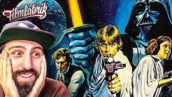 STAR WARS IV: EINE NEUE HOFFNUNG | Kritik & Review | 1977 - mit Mark Hamill & Harrison Ford