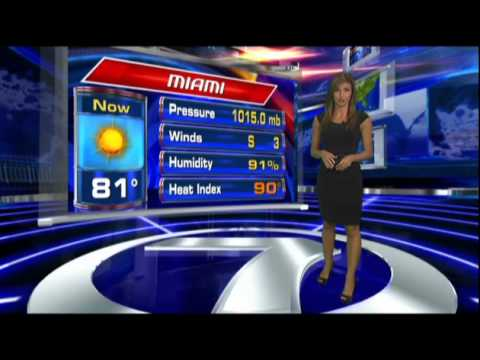 WSVN Weather Complete Local Weather Coverage   Miami, Fort Lauderdale, Channel 7 News Fox WSVN TV18