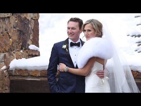 Colorado Destination Wedding Video | Bachelor Gulch Ritz Carlton Beaver Creek