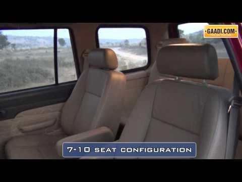 New Chevrolet Tavera Neo 3 Interior Youtube