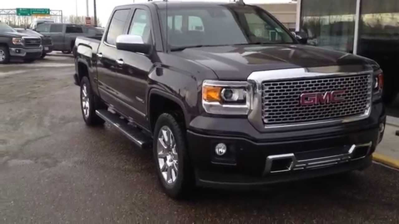 brand new 2015 gmc sierra 1500 denali for sale in medicine youtube. Black Bedroom Furniture Sets. Home Design Ideas