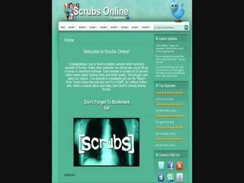 Watch Scrubs Online