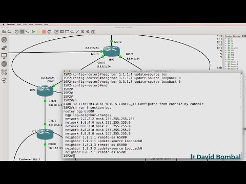 GNS3 Labs: DMVPN, IPsec And NAT Across BGP Internet Routers: Answers Part 2