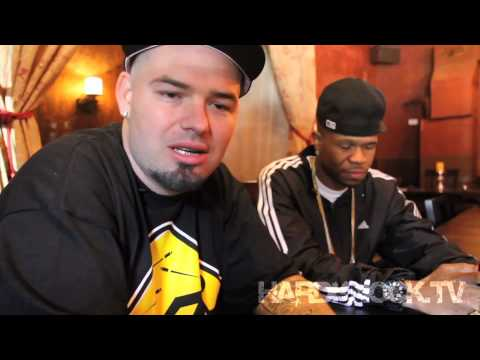 Paul Wall and Chamillionaire talk about Race Relations
