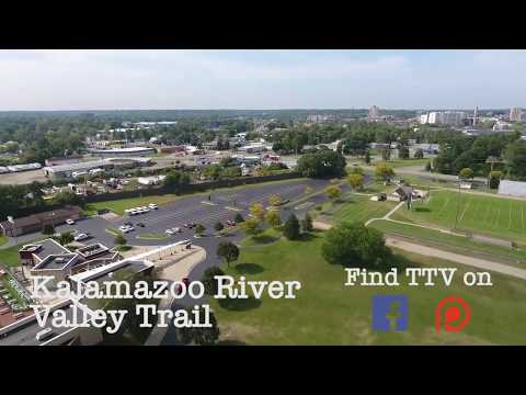 KRVT - Virtual Run on Kalamazoo River Valley Trail