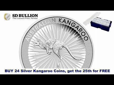 Free Silver Coin Sale ➜ Perth Mint + SD Bullion