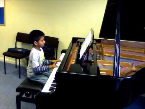 Piano  Arvish  The Piper  A to G Music School  Sutton  Teacher  Lessons