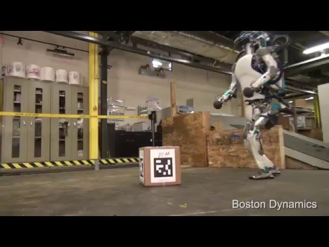 Boston Dynamics Talks Back