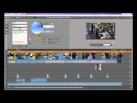 Exporting Video to a File - Pinnacle Studio Tutorial - Basic Video Editing Class