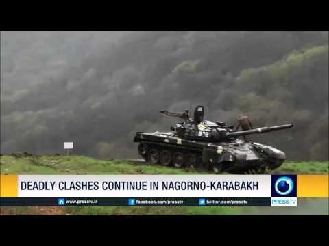 Deadly Clashes Continue In Nagorno Karabakh