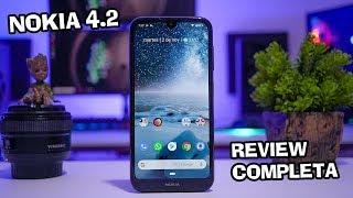 NOKIA 4.2  [El Android ONE]  REVIEW y Analisis HD 🤳  | LA REVIEW 😵