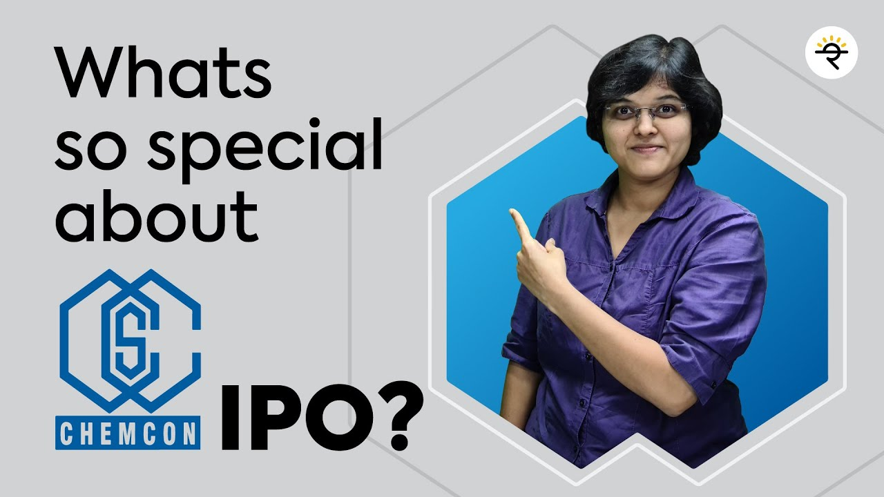 Chemcon IPO Review | What's so Special about it? | CA Rachana Ranade