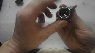 Qanday to'p klapan disassemble uchun. Yong'in extinguisher hamda klapan uchun Adapter.