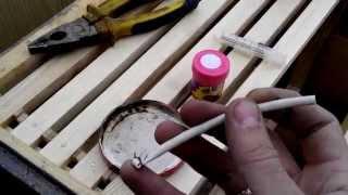 Ловля пчелиных роёв, эффективная ловушка (1)